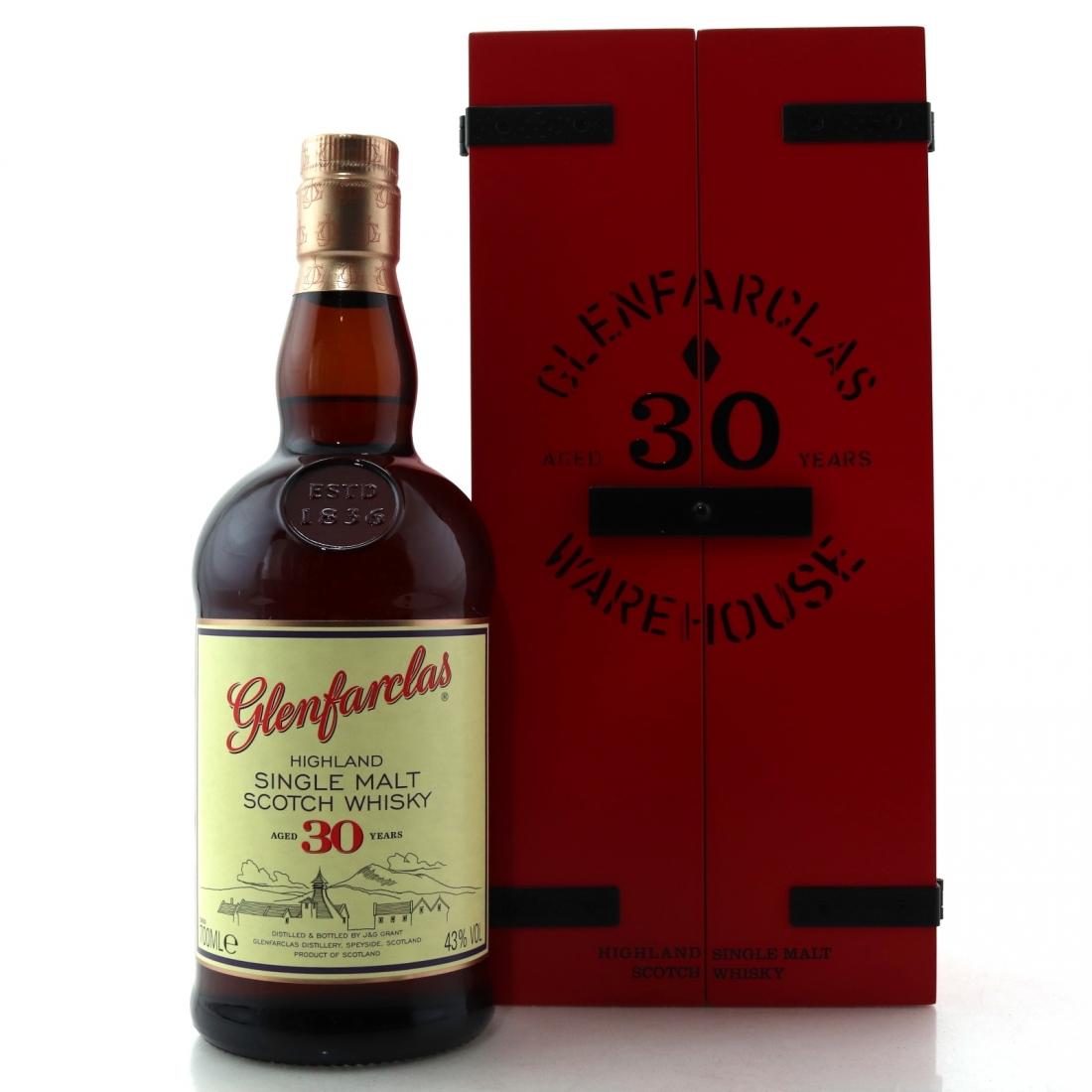 Glenfarclas 30 Year Old / Warehouse Box