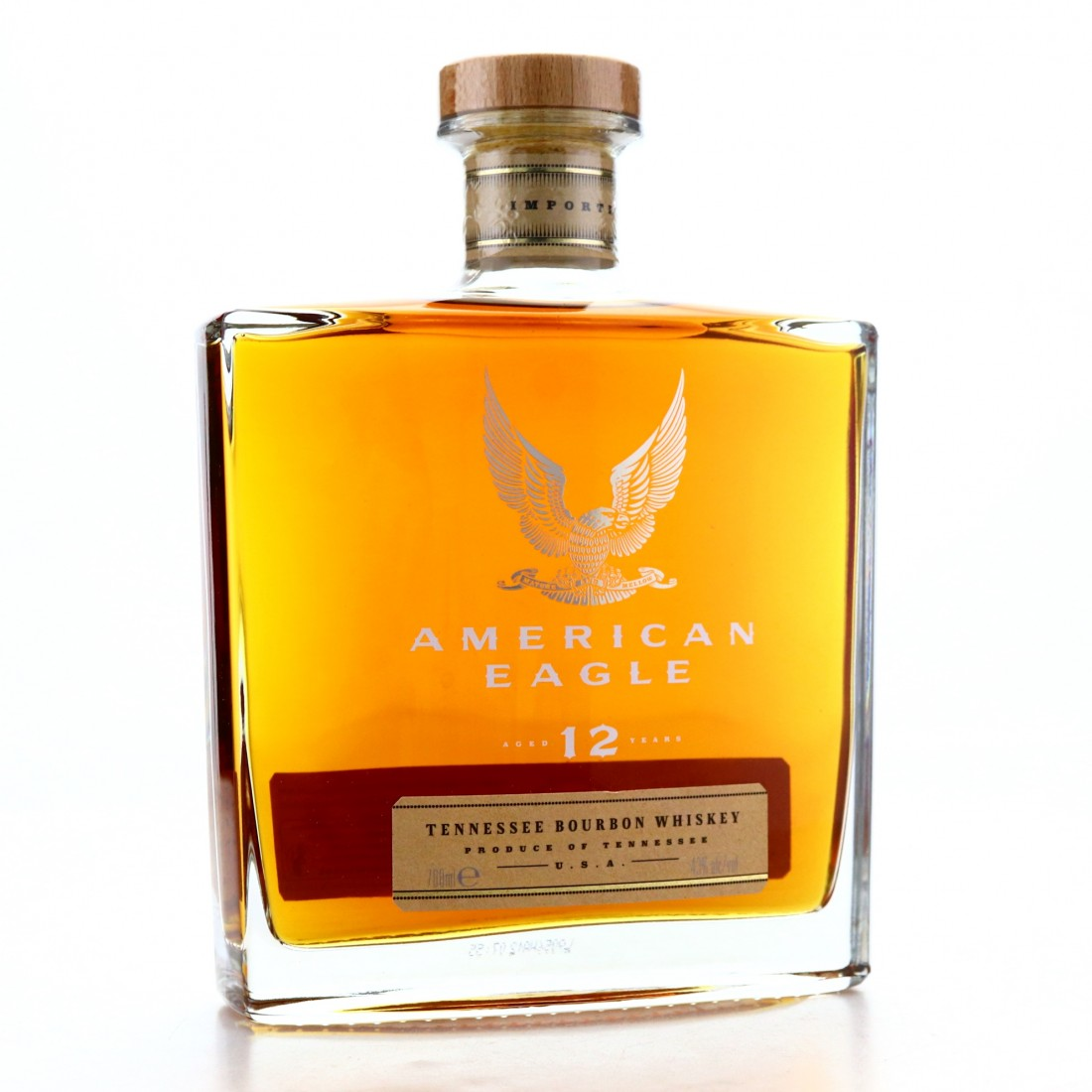 American Eagle 12 Year Old Tennessee Bourbon