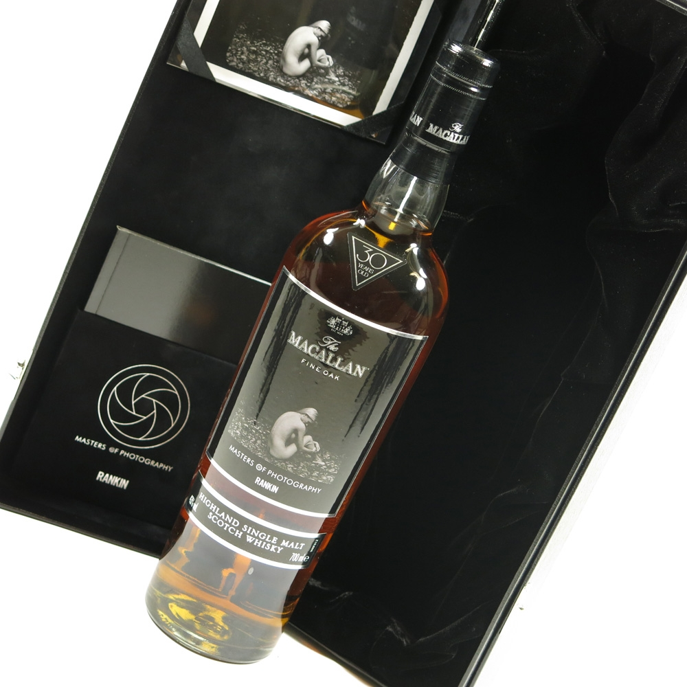 Macallan 30 Year Old Masters of Photography Rankin Edition Open