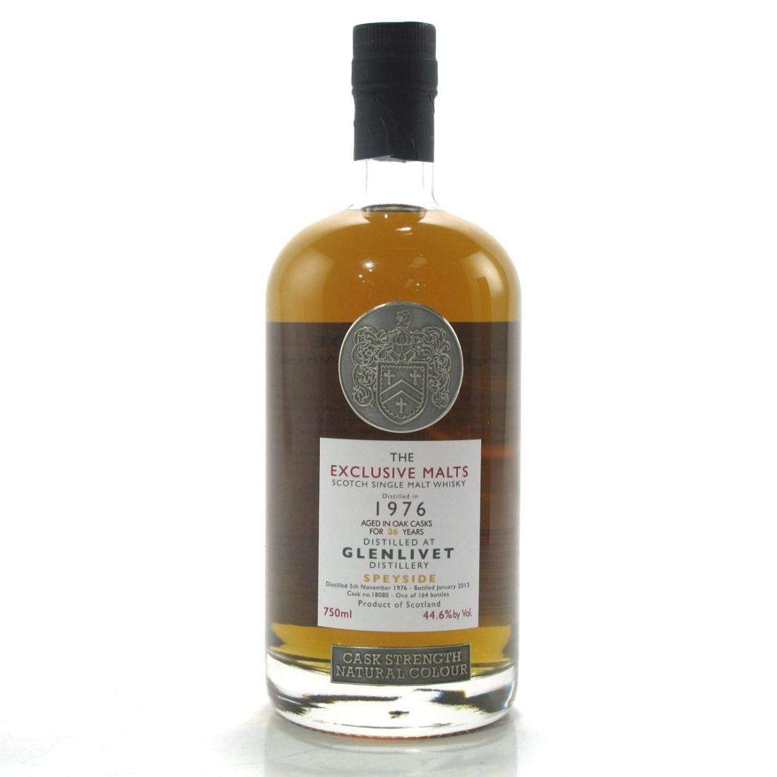 Glenlivet 1976 Creative Whisky Co 36 Year Old 75cl / US Import