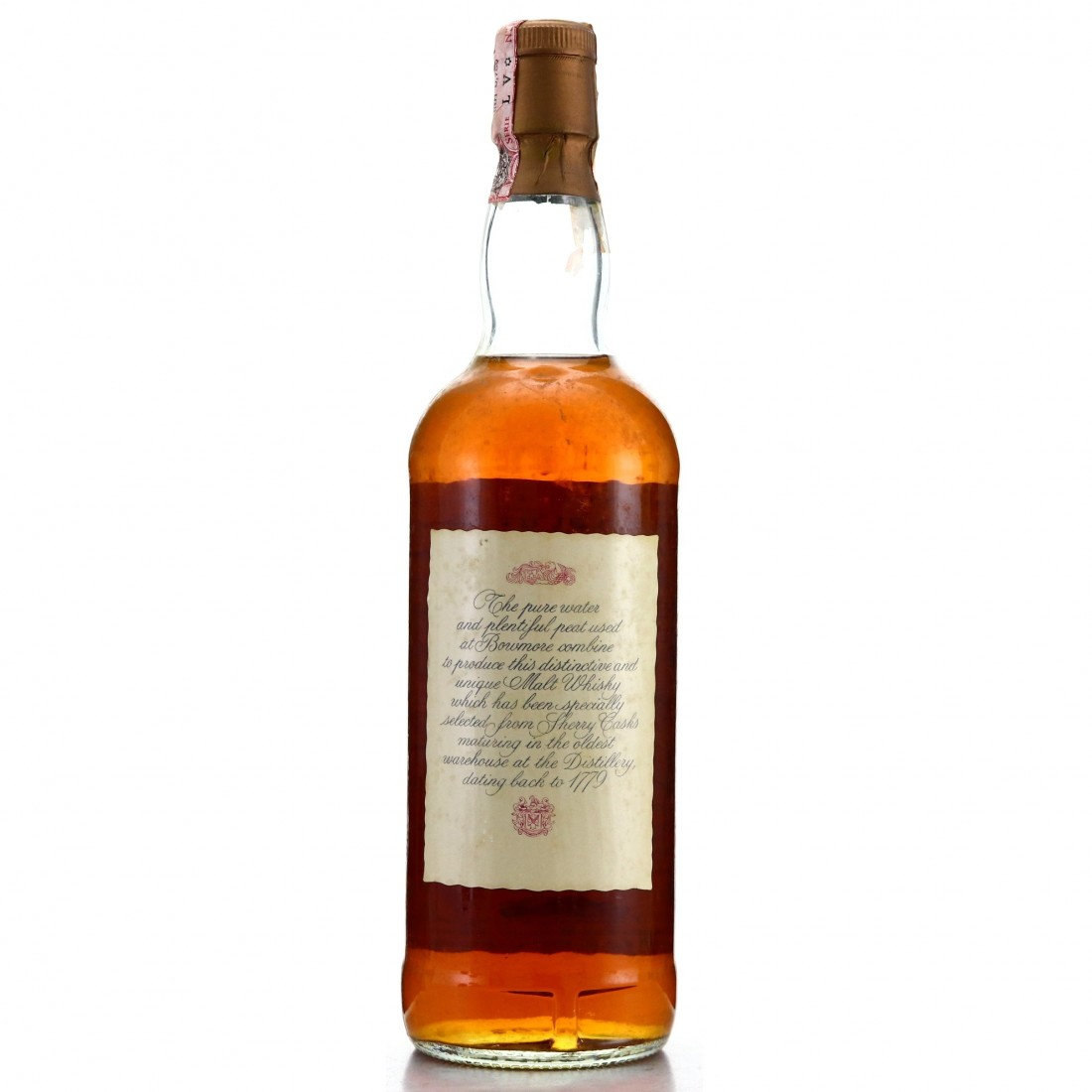 Bowmore 1967 Sherry Casks Full Strength / Soffiantino Import