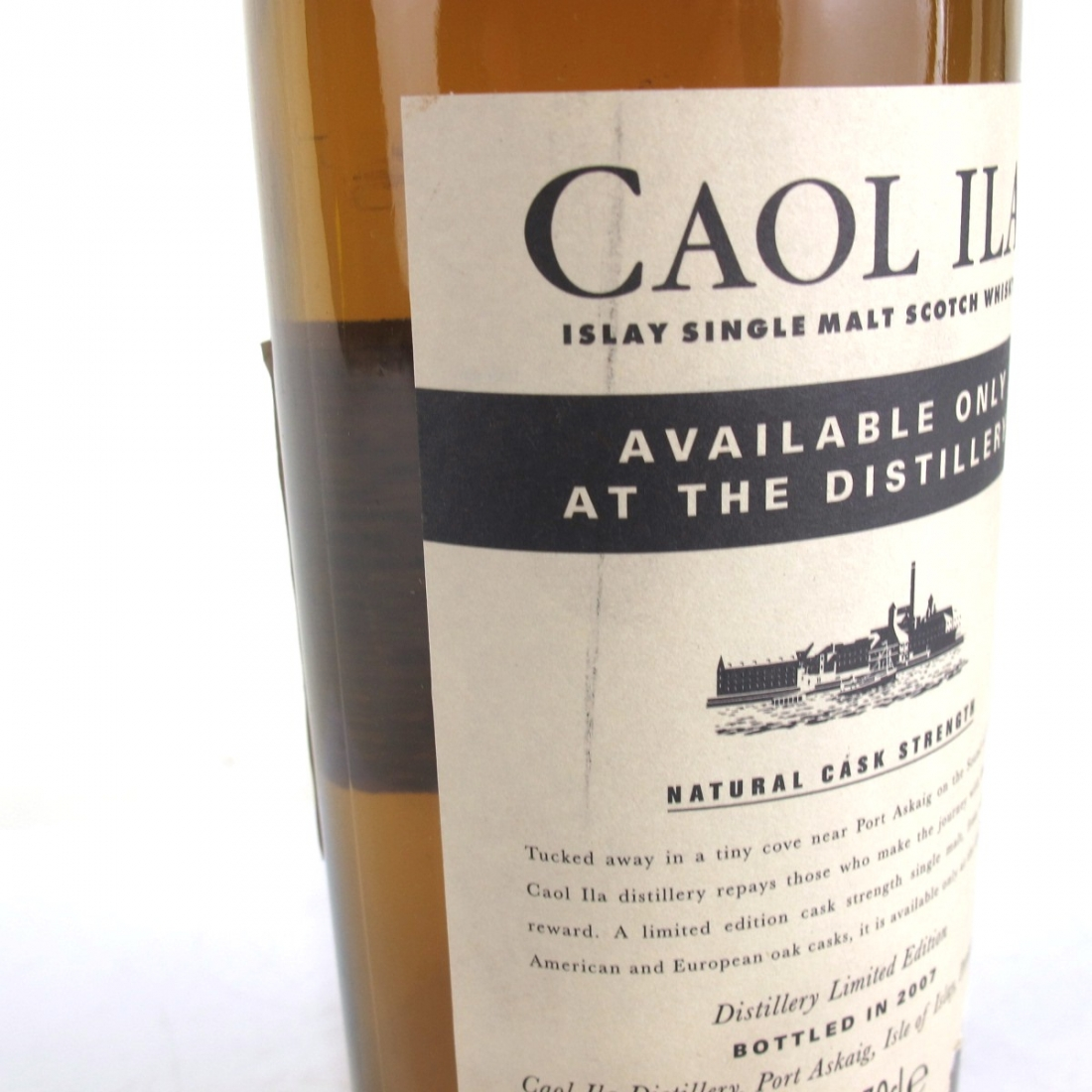 Caol Ila Distillery Exclusive 2017