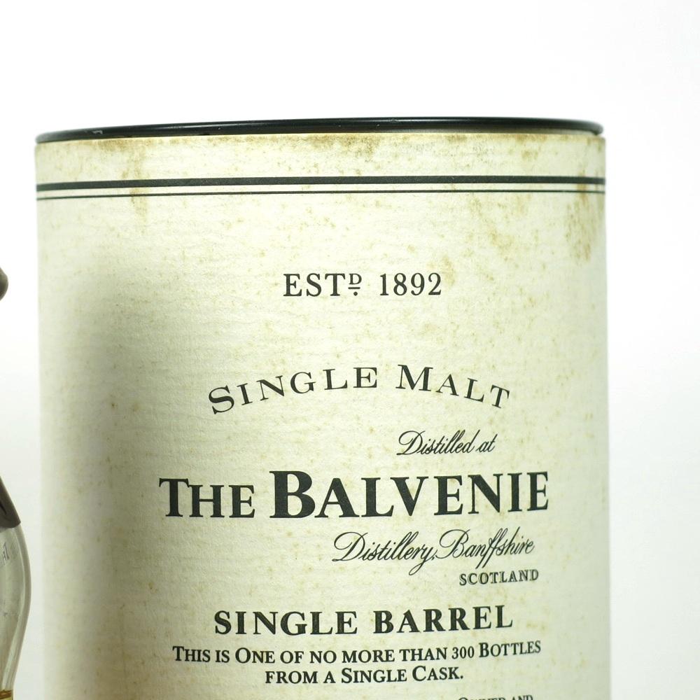 Balvenie 1978 15 Year Old Single Barrel