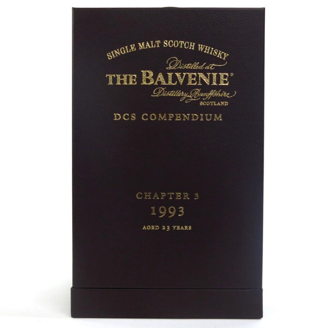 Balvenie 1993 DCS Compendium 23 Year Old Chapter #3