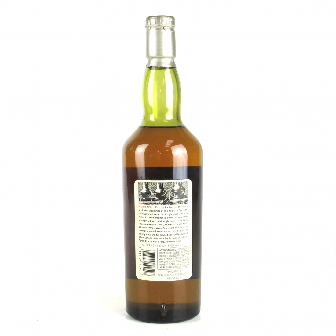 Mortlach 1972 Rare Malt 22 Year Old 75cl / 65.3% US Import