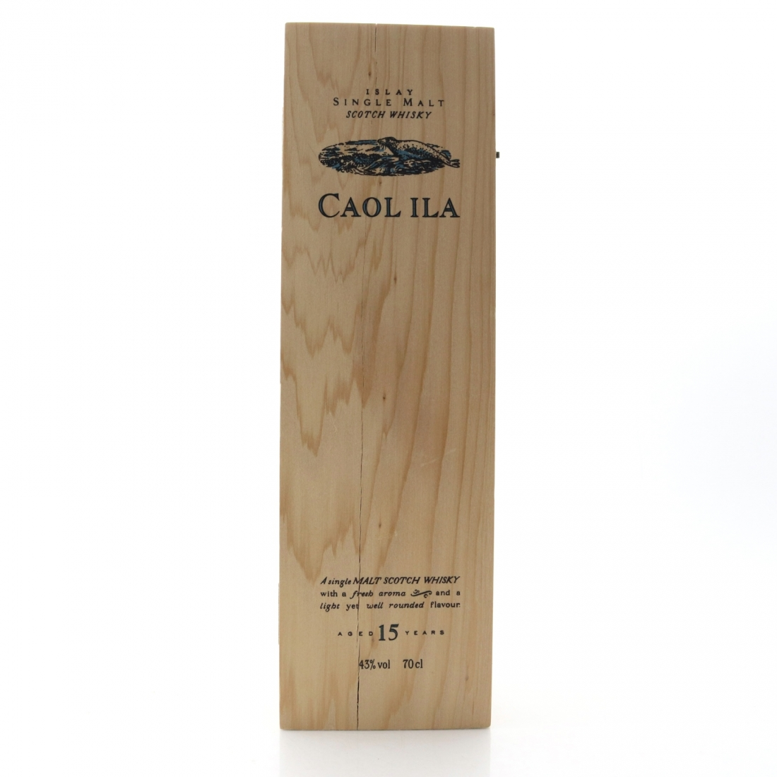Caol Ila 15 Year Old Flora and Fauna / EMPTY BOX