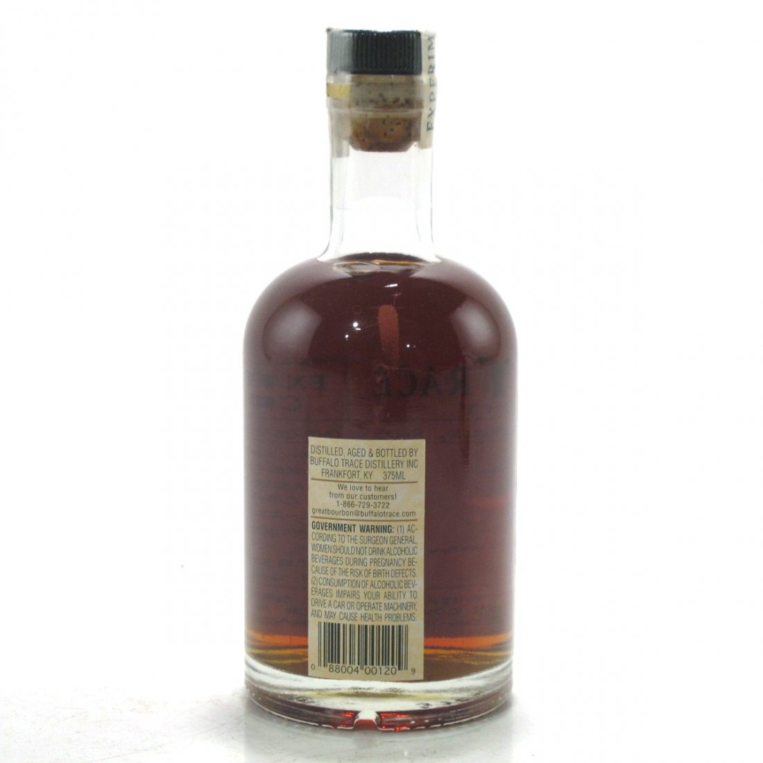 Buffalo Trace 1989 Experimental Collection 21 Year Old 37.5cl / Rediscovered 1989 Barrels