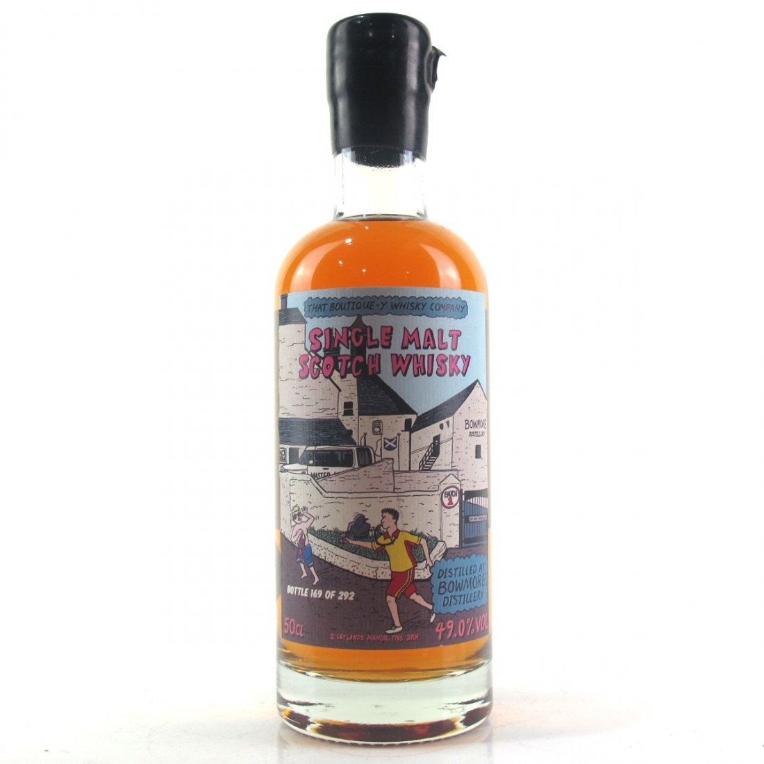 Bowmore That Boutique-y Whisky Company Batch #2