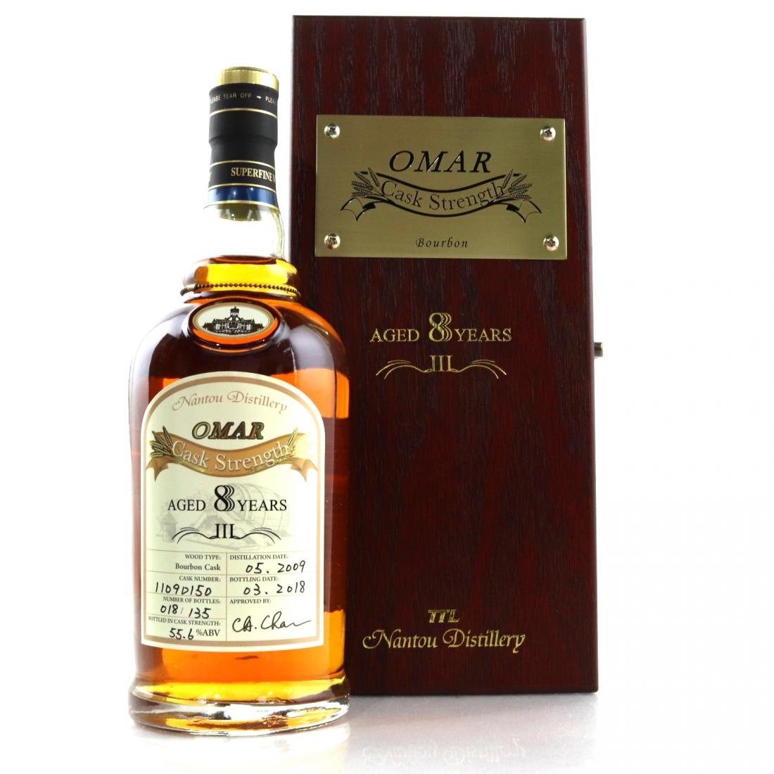 Malt whisky single omar Where to