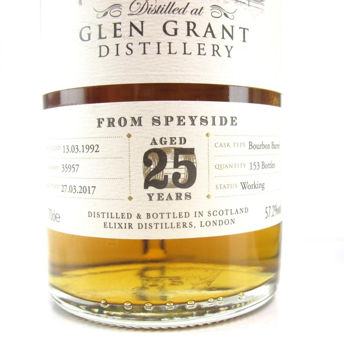 Glen Grant 1992 Single Malts of Scotland 25 Year Old