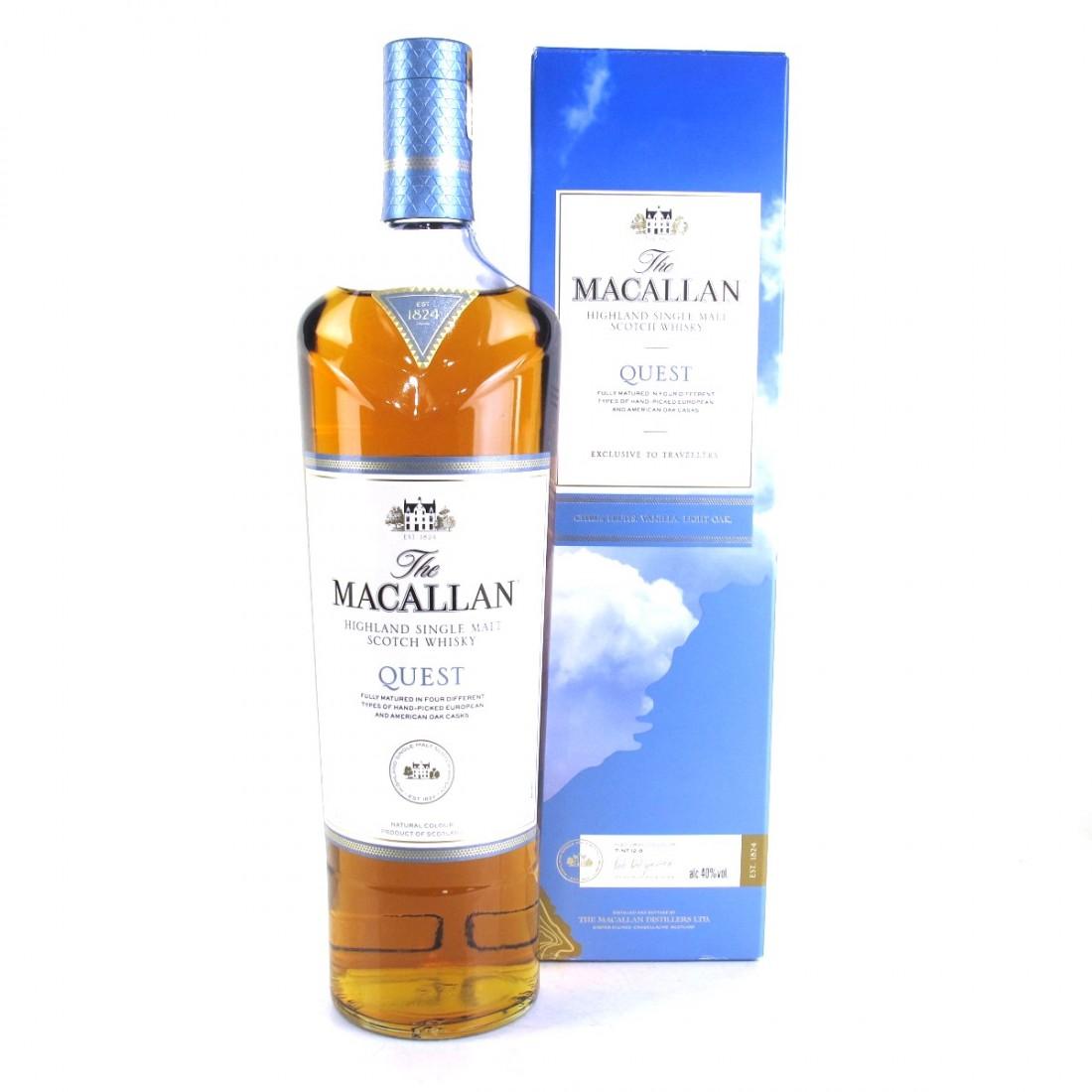 Macallan Quest 1 Litre