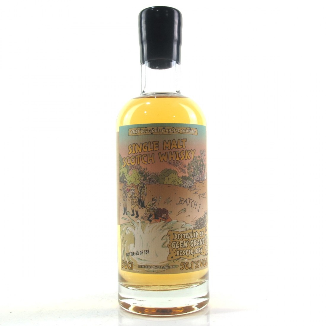 Glen Grant That Boutique-y Whisky Company Batch #1