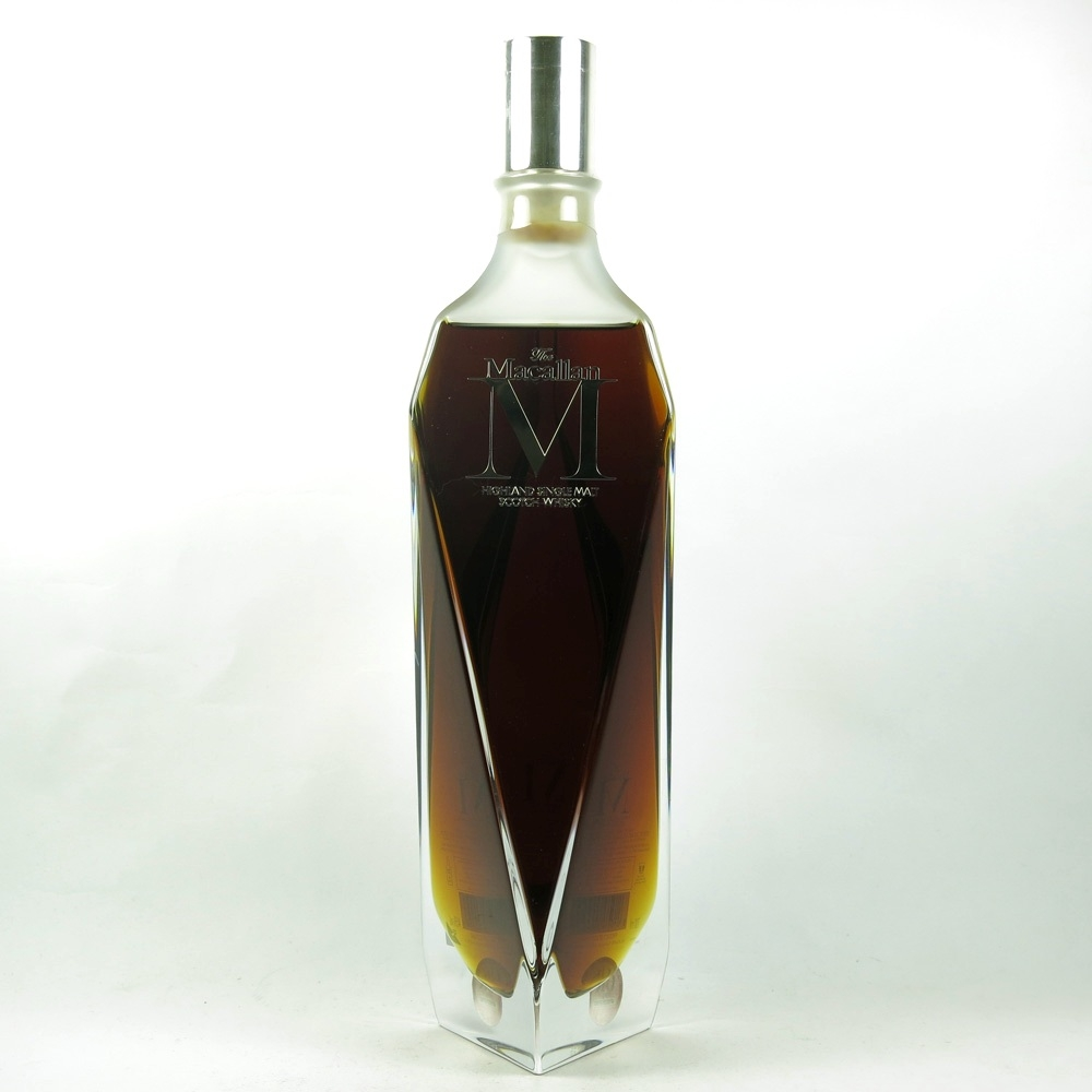 Macallan M Bottle
