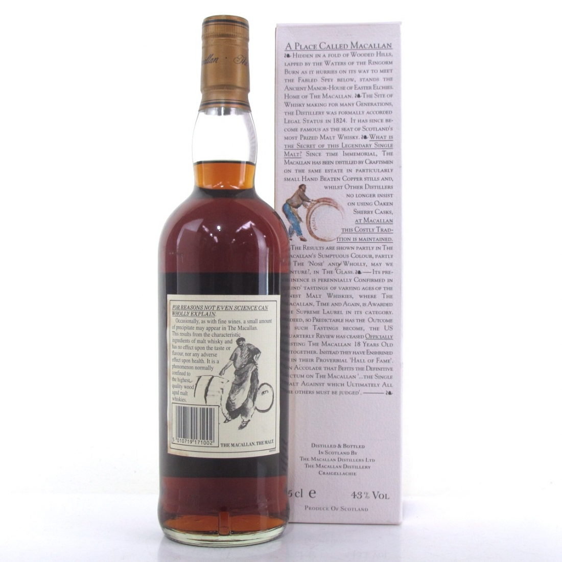 Macallan 18 Year Old 1979 75cl