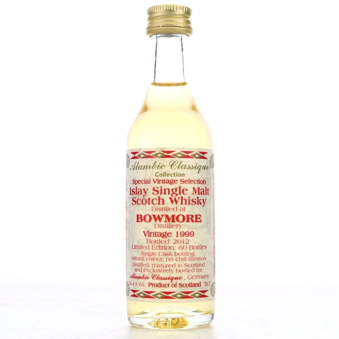 Bowmore 1999 Alambic Classique Miniature
