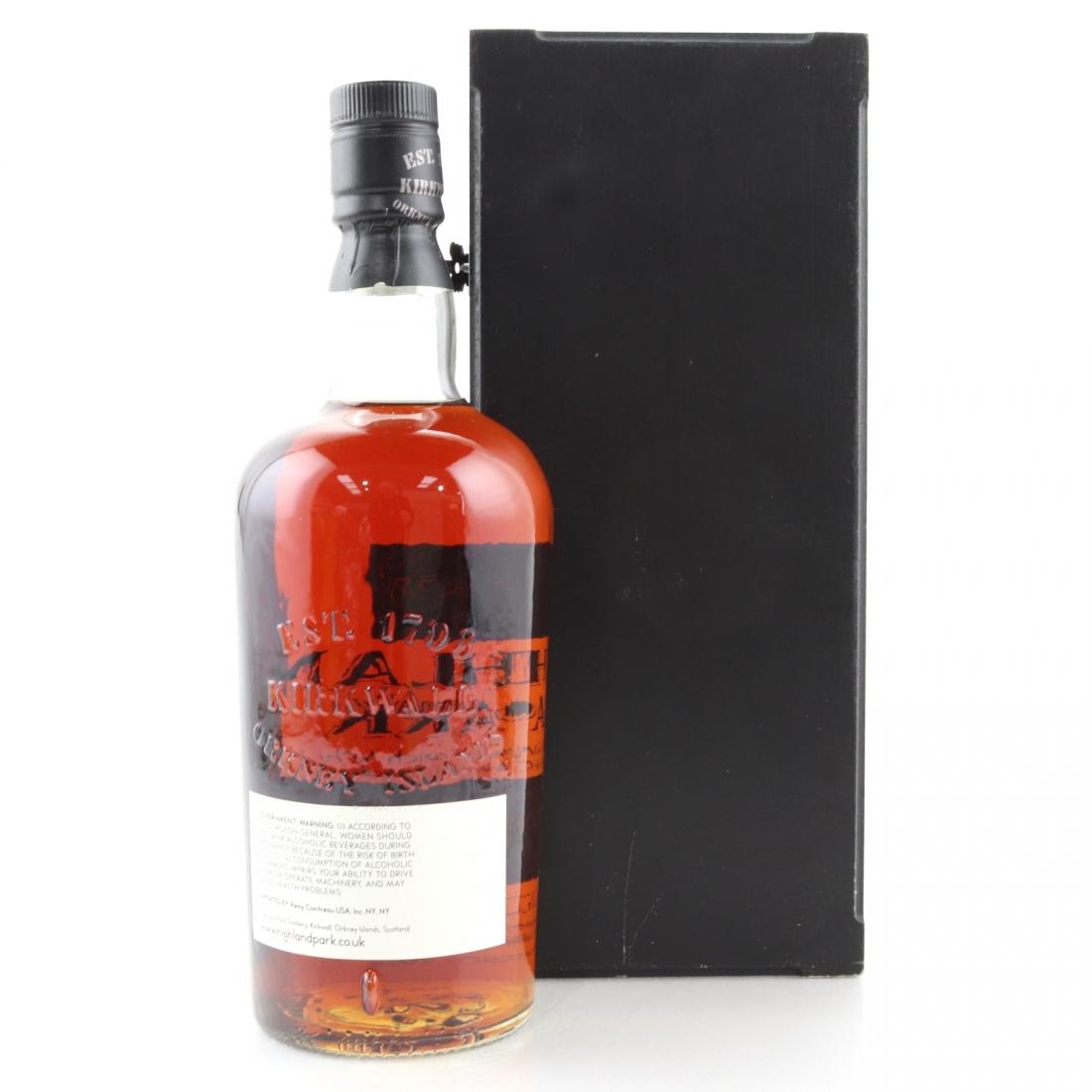 Highland Park 1982 Single Cask 23 Year Old #443 75cl / Whisky Magazine & Park Avenue Liquor Shop