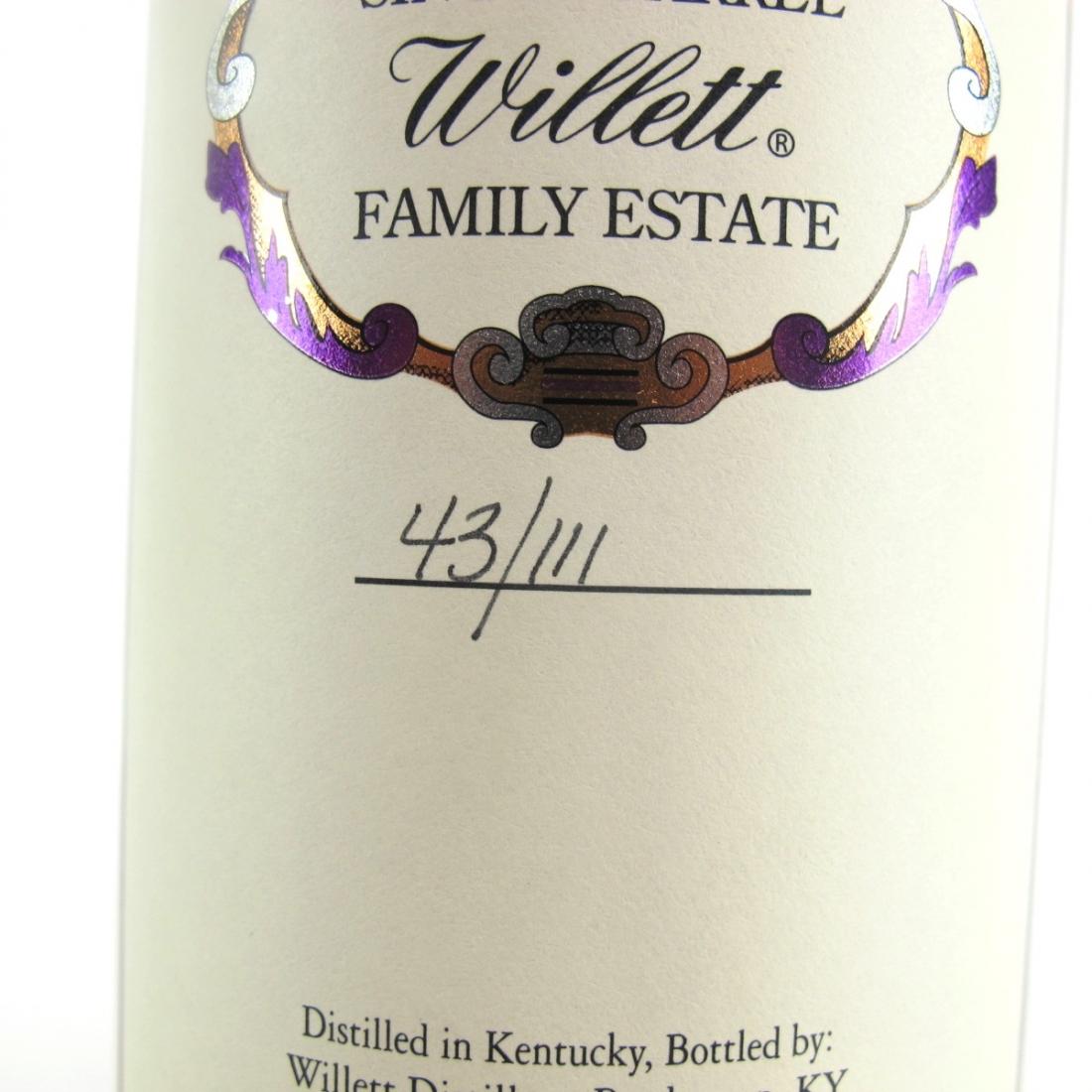 Willett Family Estate 13 Year Old Single Barrel Bourbon #1674