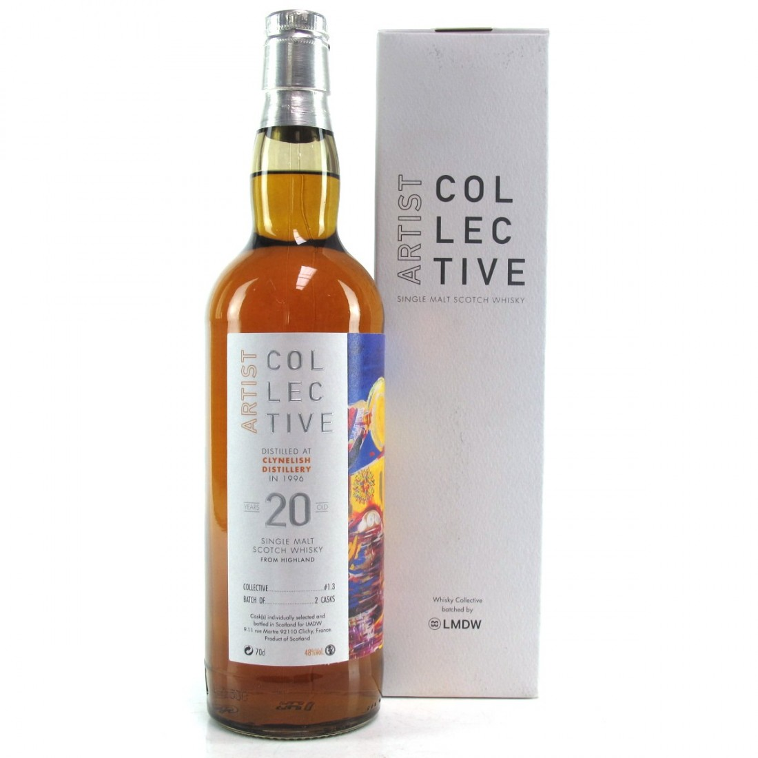 Clynelish 1996 Artist Collective 20 Year Old