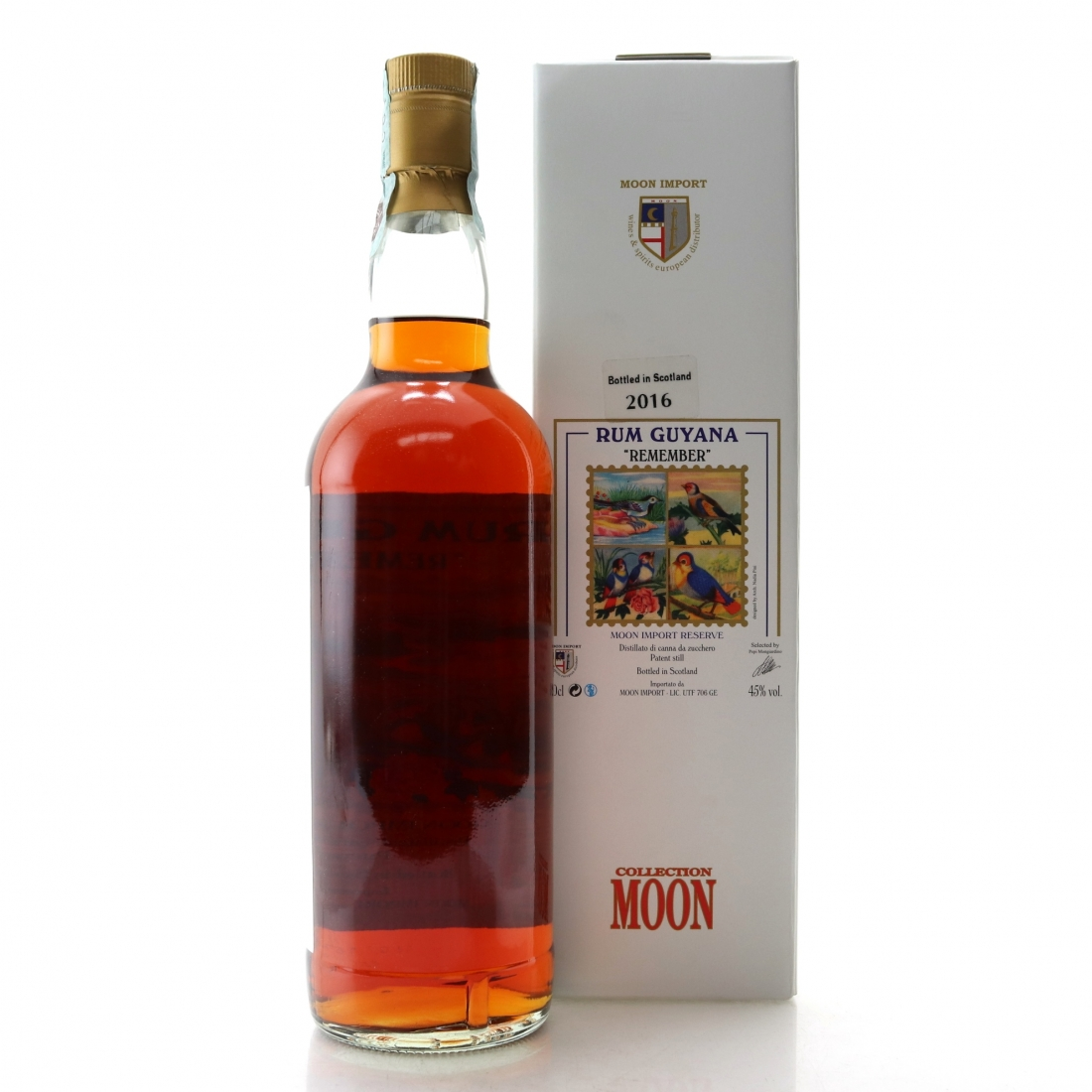 Guyana 'Remember' Moon Import Reserve Rum