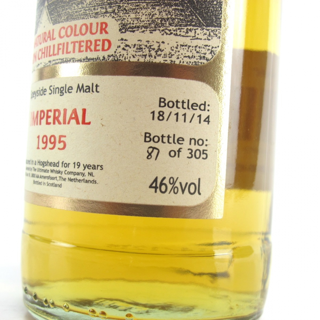 Imperial 1995 The Ultimate 19 Year Old