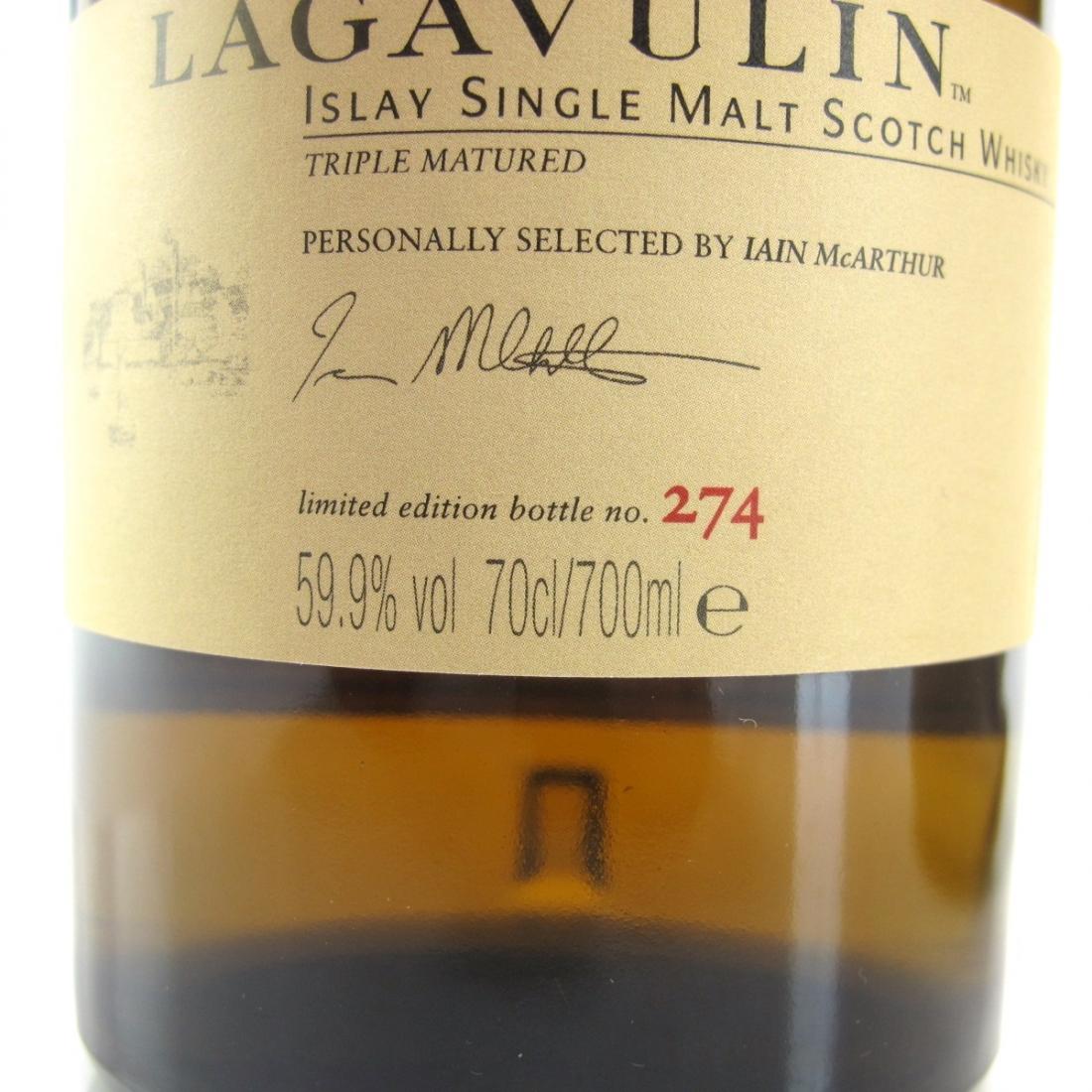 Lagavulin 1991 Feis Ile 2015 24 Year Old