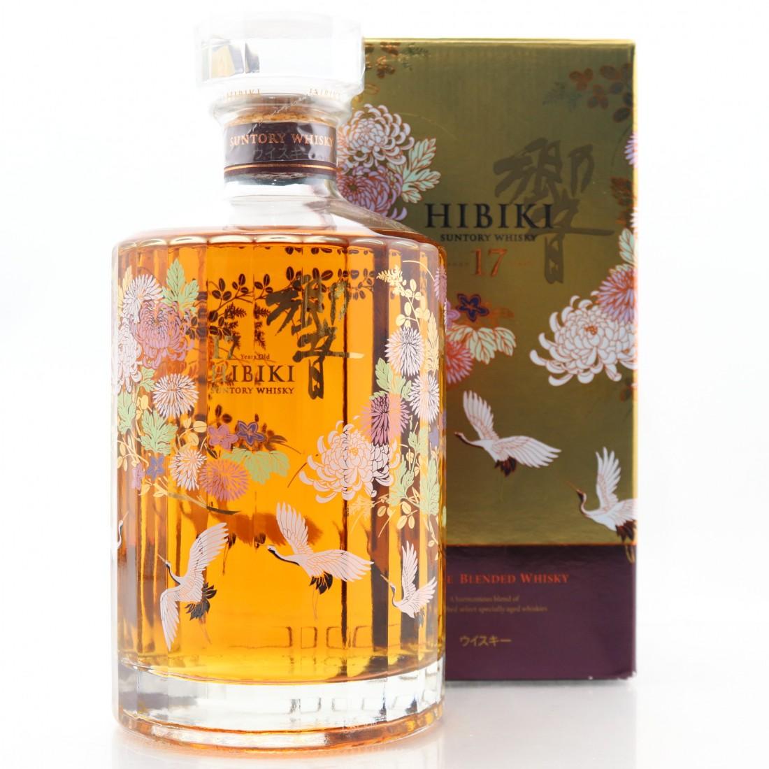 Hibiki 17 Year Old Kacho Fugestu Limited Edition