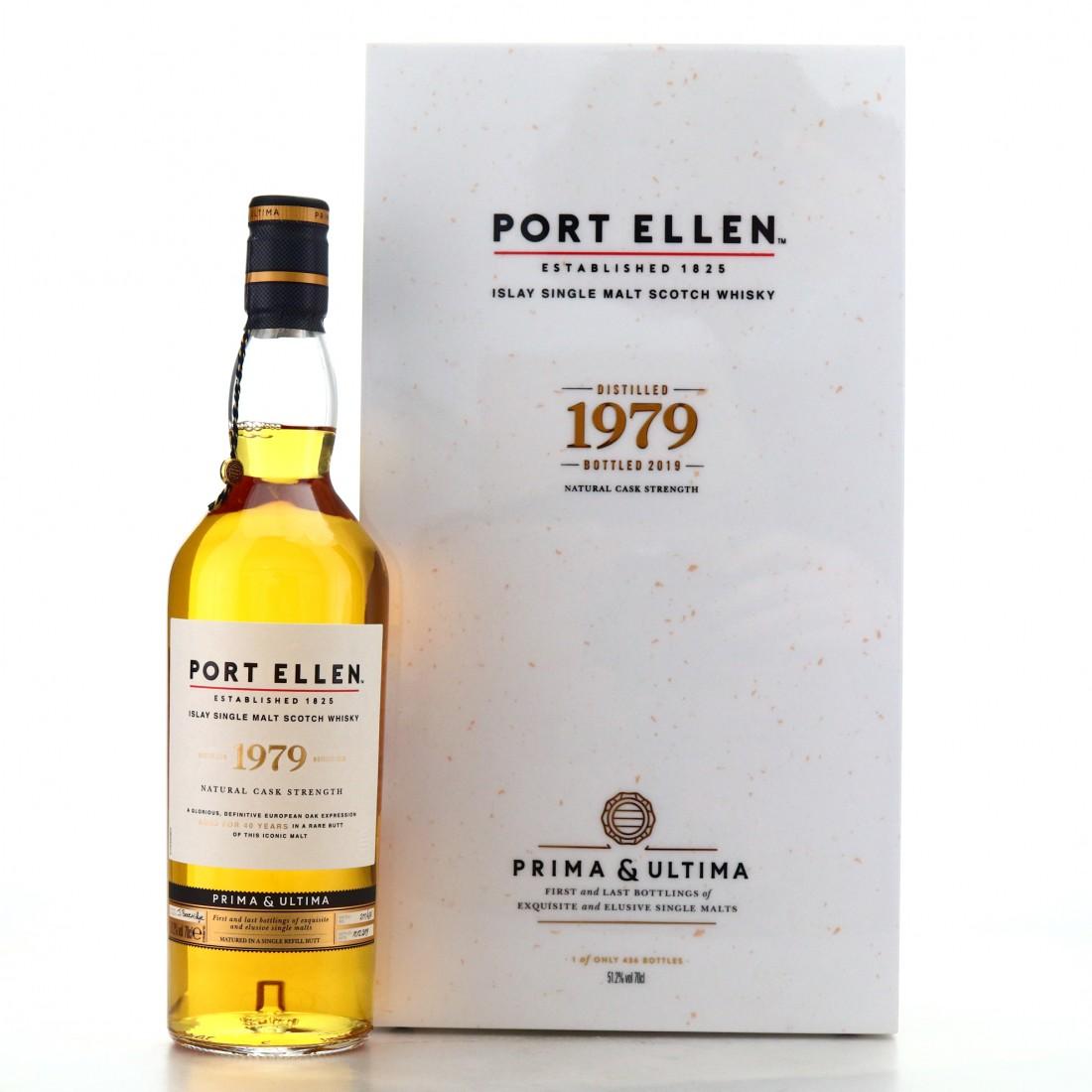 Port Ellen 1979 Prima and Ultima 40 Year Old