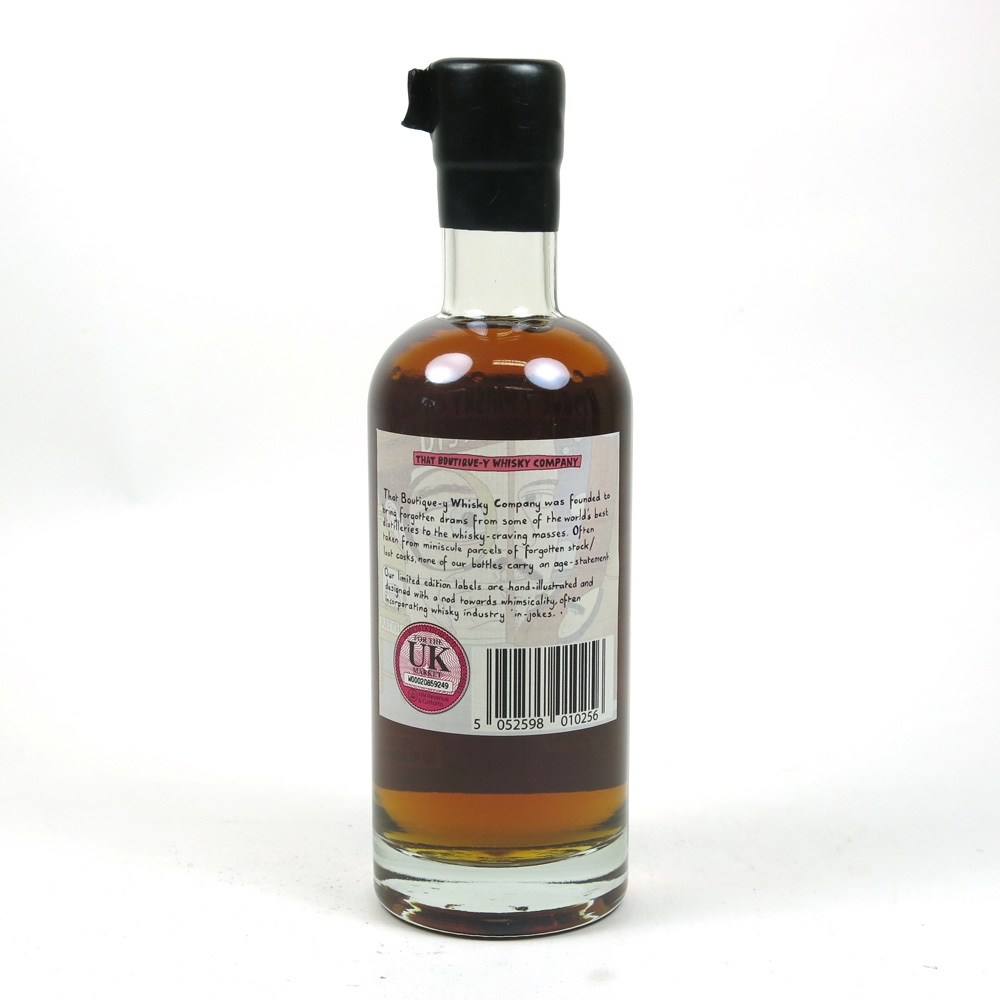 Macallan Boutique-y Whisky Company Batch #1