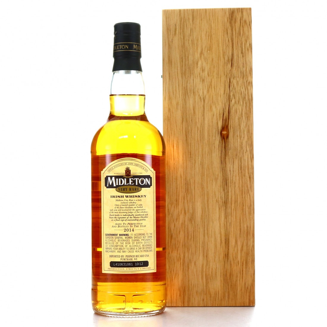 Midleton Very Rare 2015 Edition 75cl / US Import