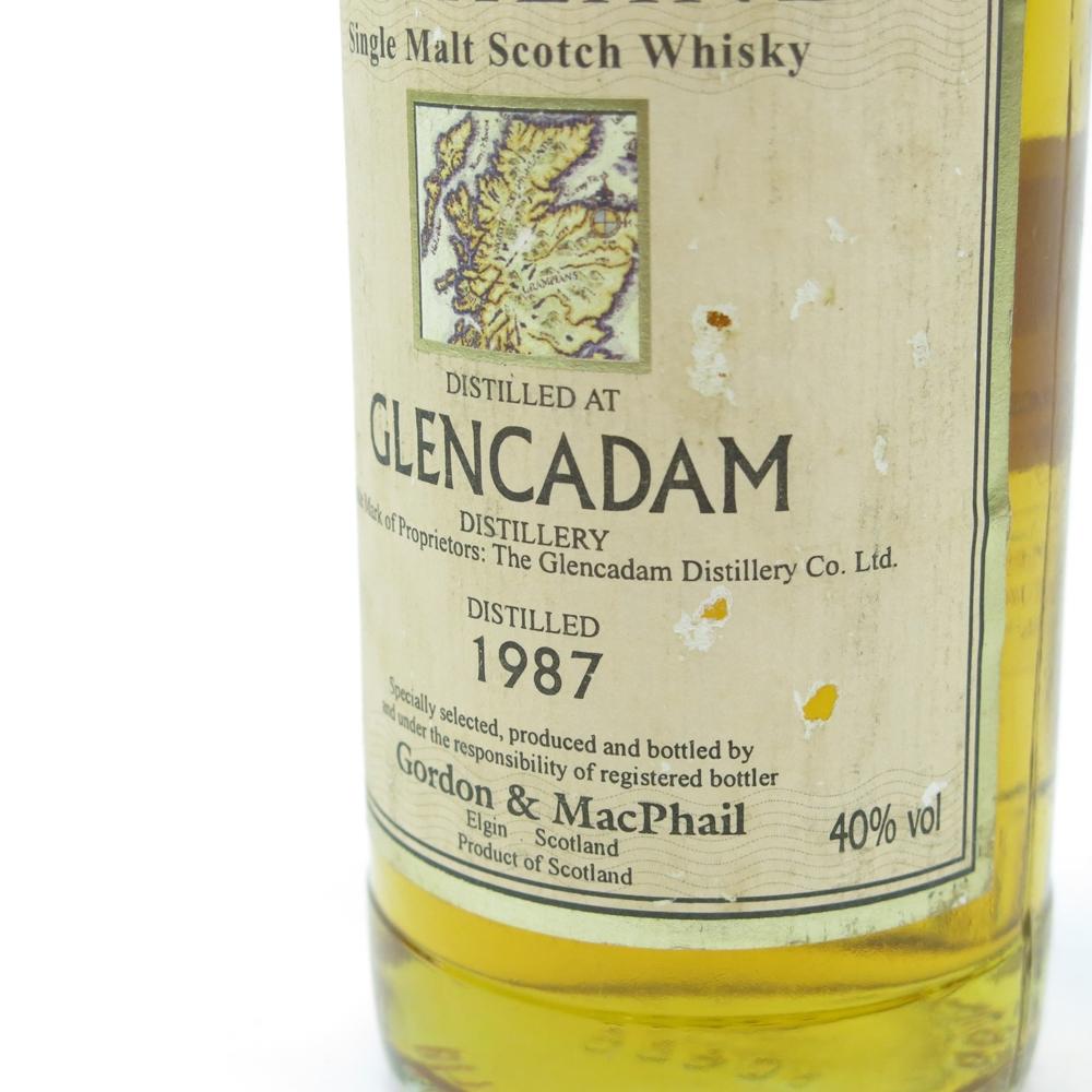 Glencadam 1987 Gordon and MacPhail