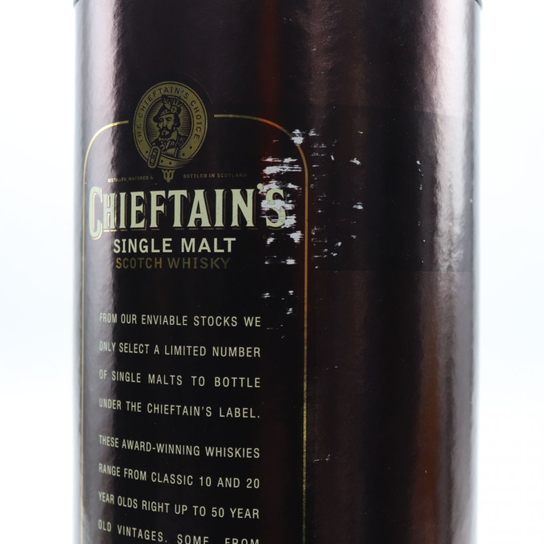 Littlemill 1992 Chieftain's 22 Year Old 75cl / US Import