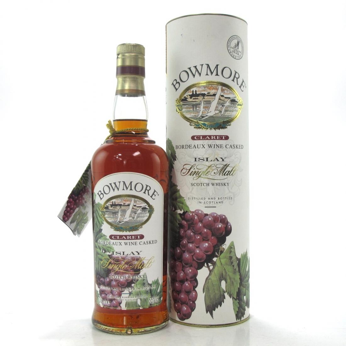 Bowmore Claret Bordeaux Wine Cask