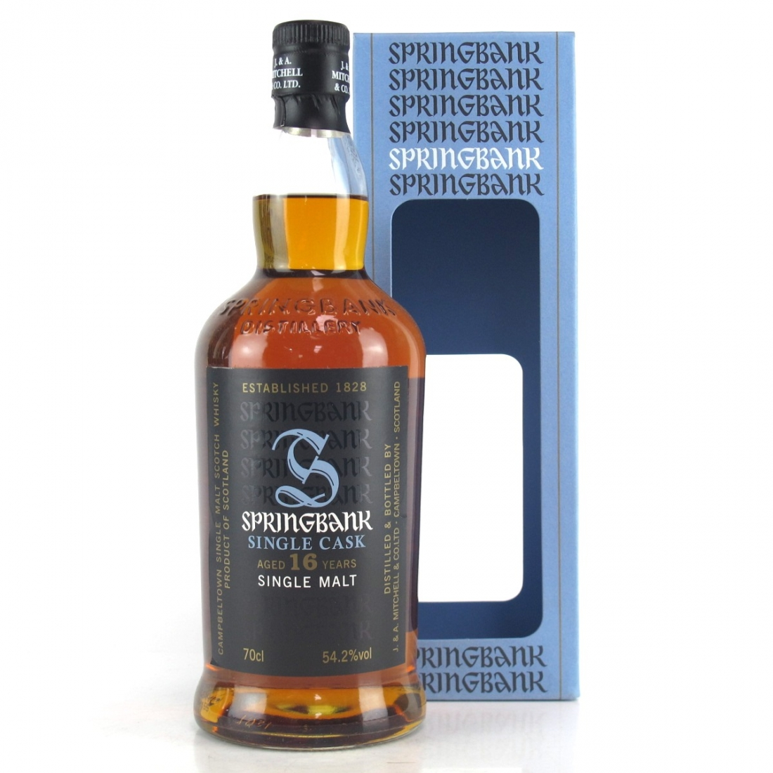 Springbank 2000 Single Cask 16 Year Old / Fresh Sherry Butt