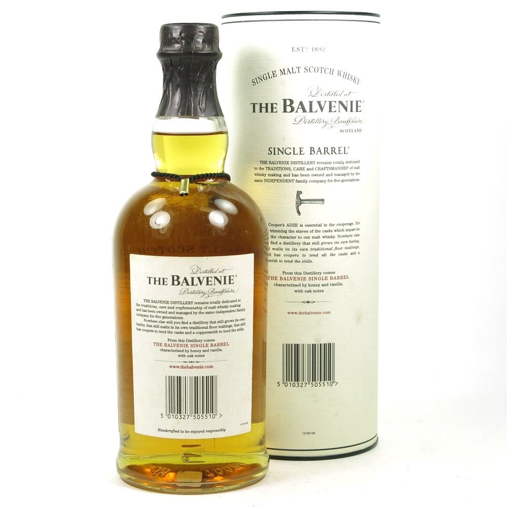 Balvenie 1993 Single Barrel 15 Year Old