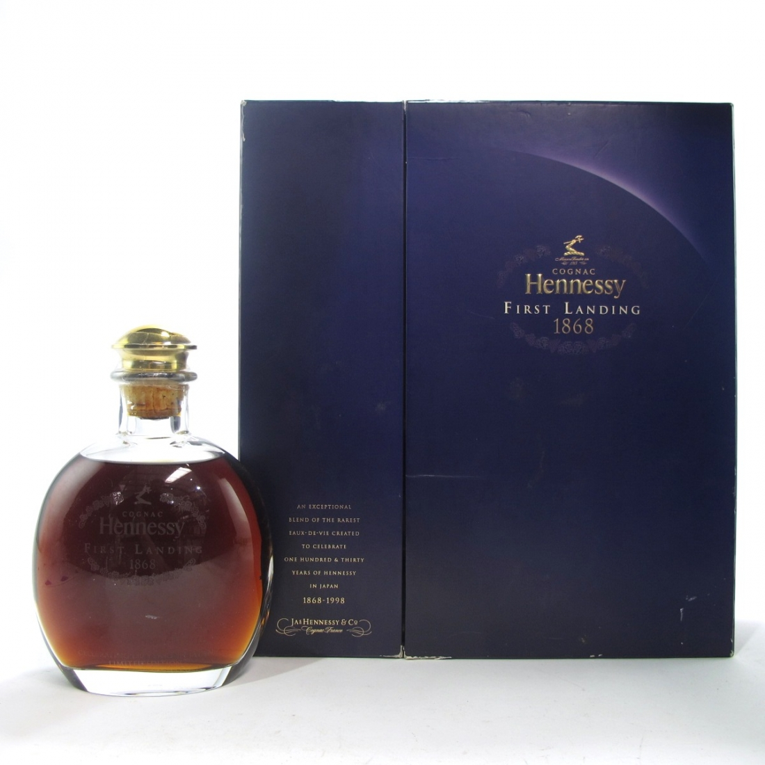 Hennessy First Landing