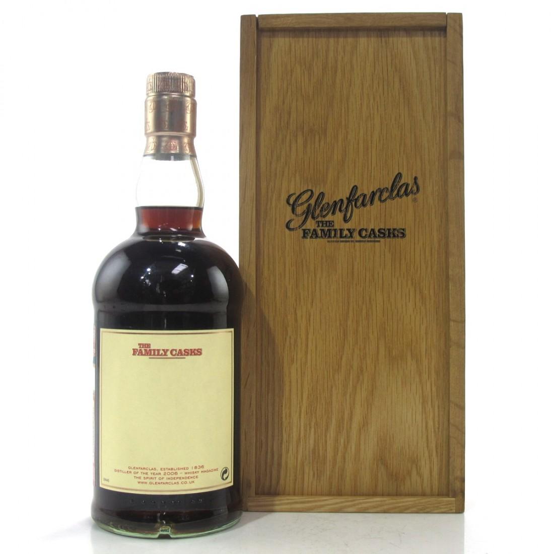 Glenfarclas 1959 Family Cask #1838 / Release IV