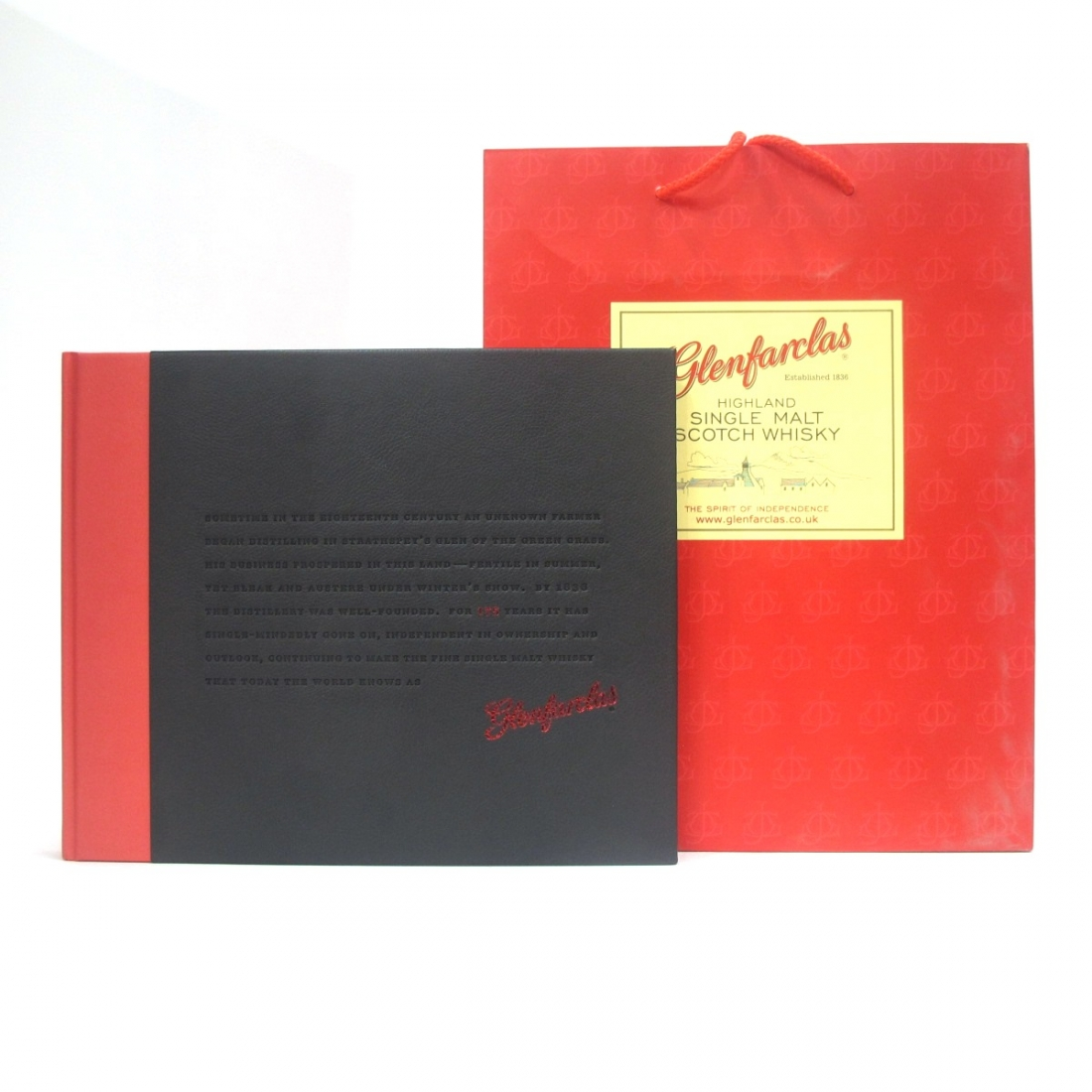 Glenfarclas An Independence Book