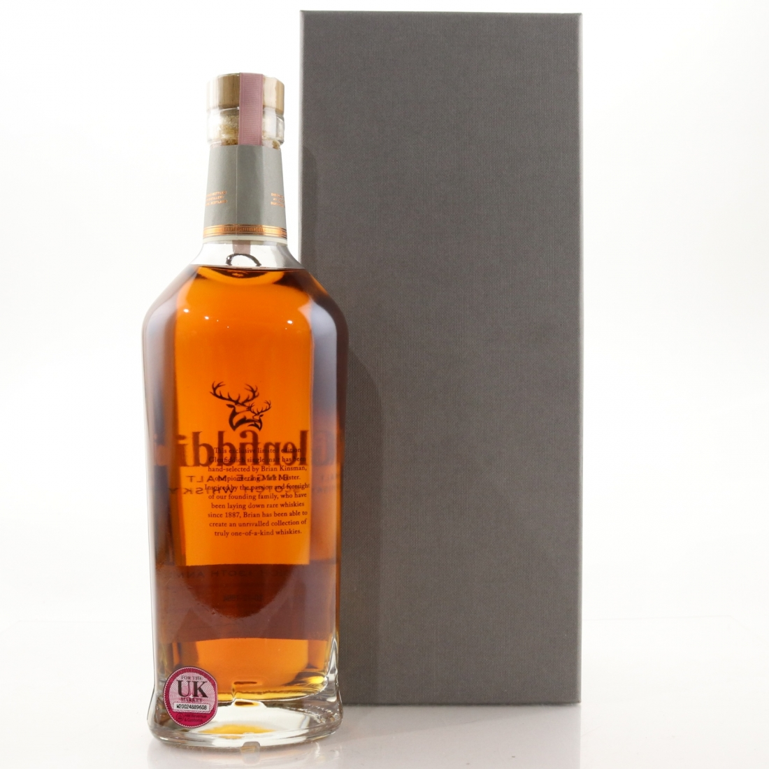 Glenfiddich 1994 Rare Cask Distillery Exclusive 20 Year Old