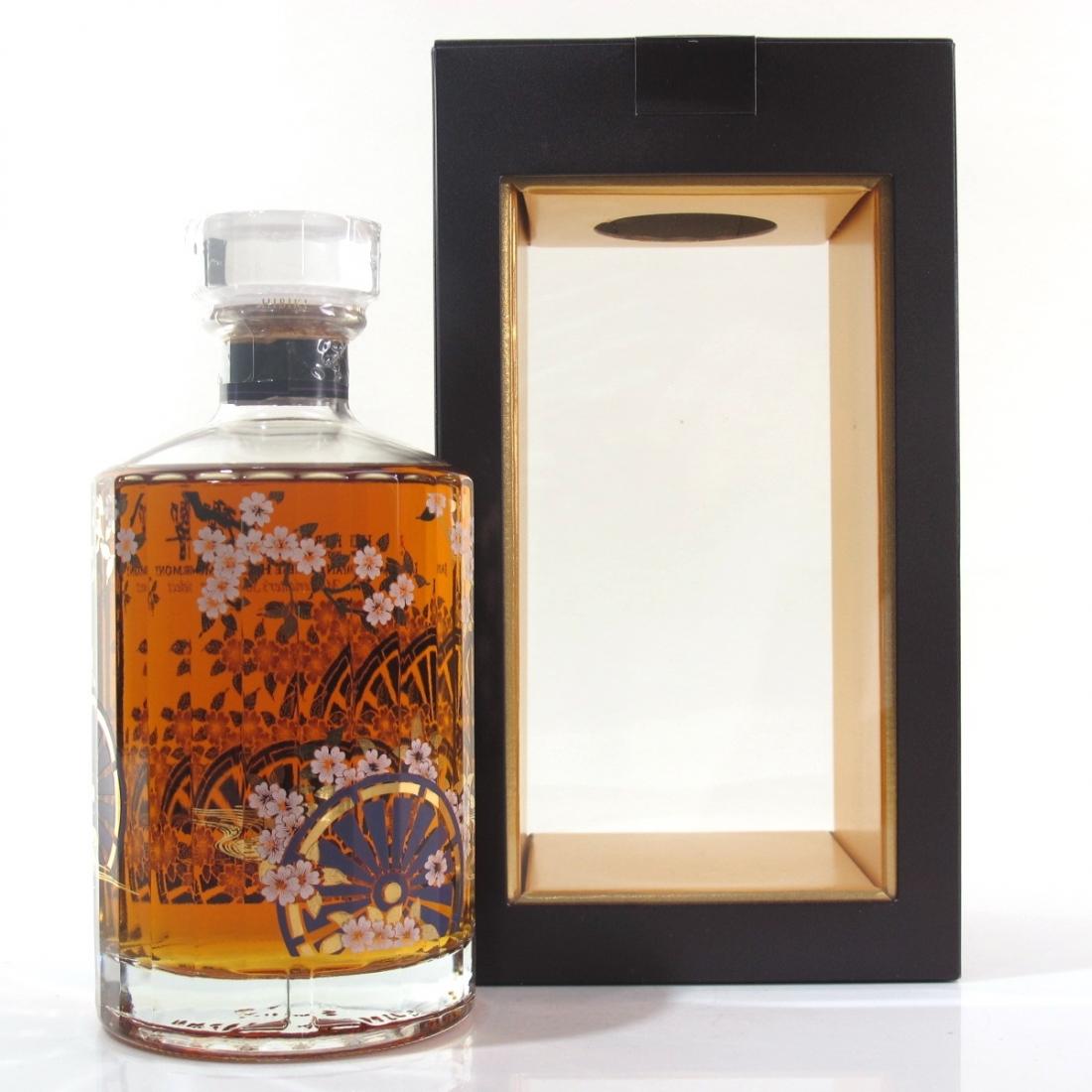 Hibiki Japanese Harmony Master's Select Limited Edition