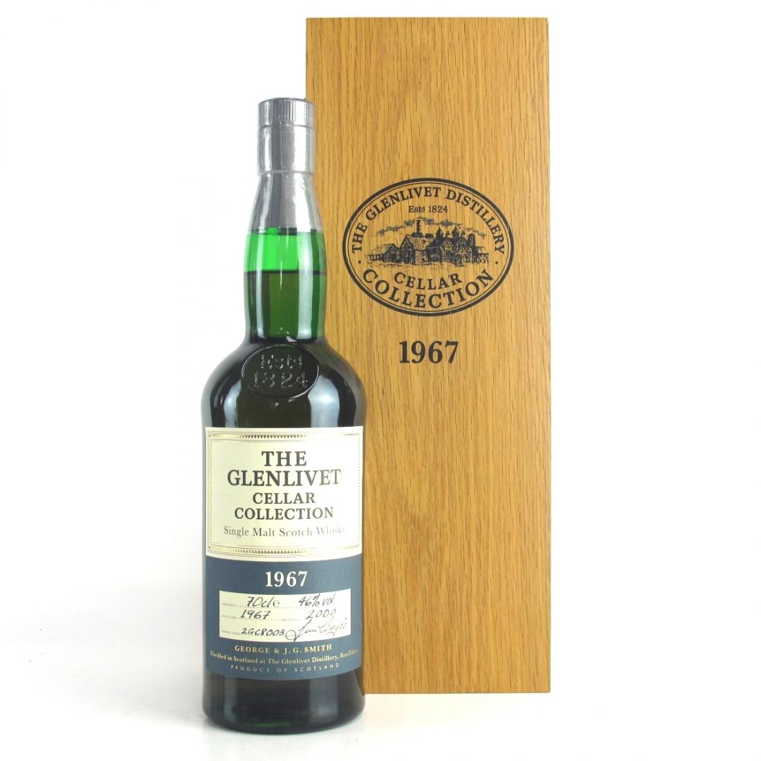Glenlivet 1967 Cellar Collection 33 Year Old