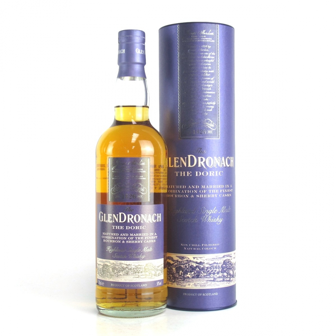 Glendronach The Doric / Taiwan Exclusive
