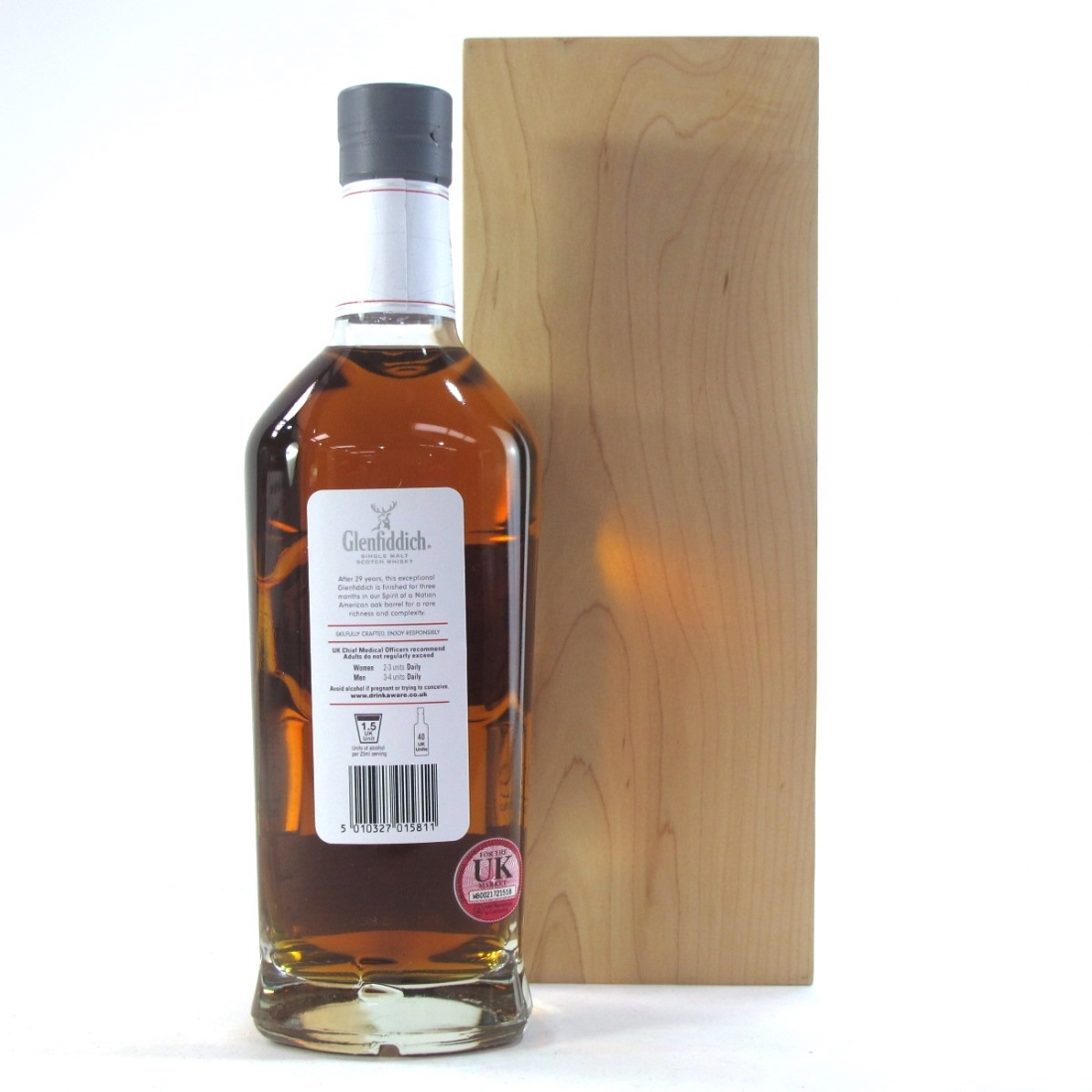 Glenfiddich 29 Year Old Spirit of a Nation / South Pole Challenge 2013