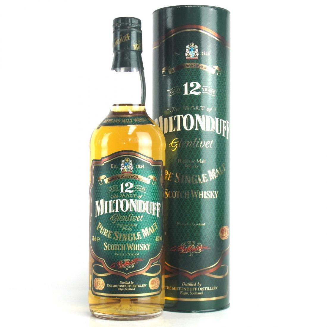 Miltonduff 12 Year Old