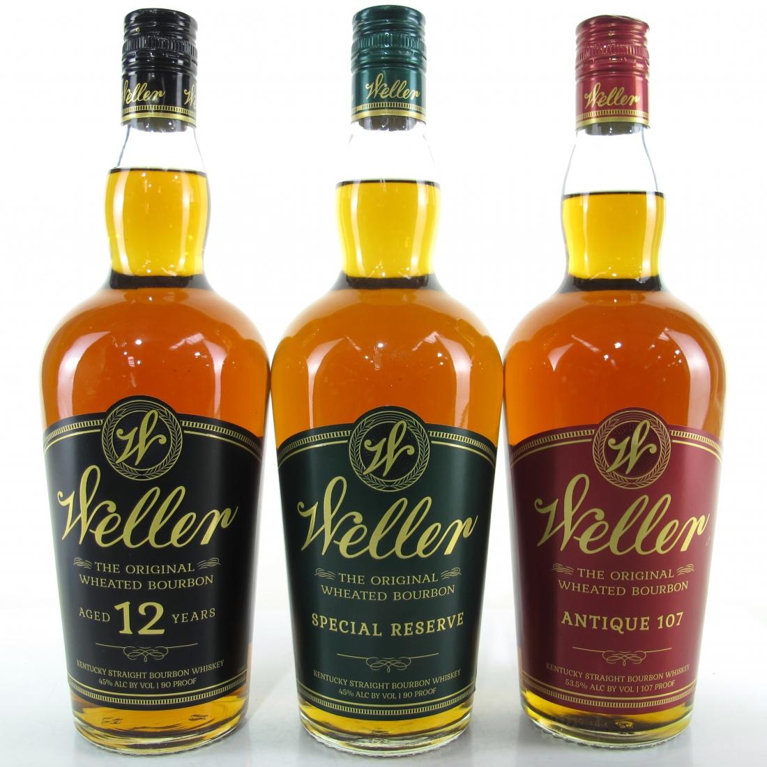 Weller Selection / 3 x 75cl