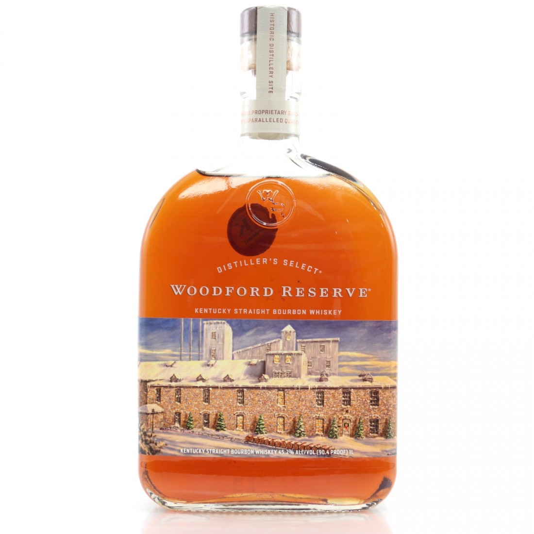 Woodford Reserve Distiller's Select 1 Litre / Historic Distillery Label