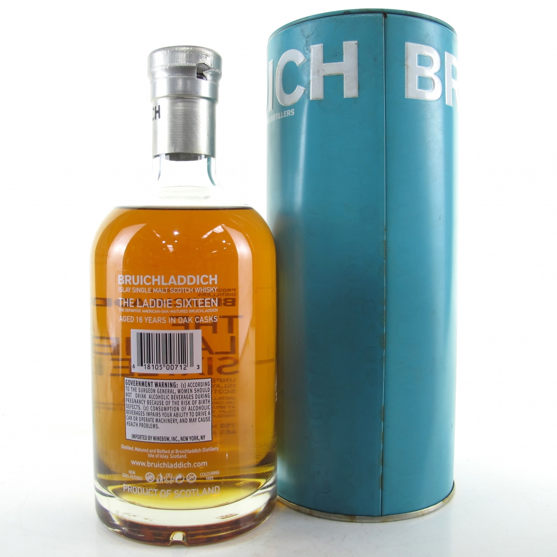 Bruichladdich The Laddie Sixteen 16 Year Old 75cl / US Import