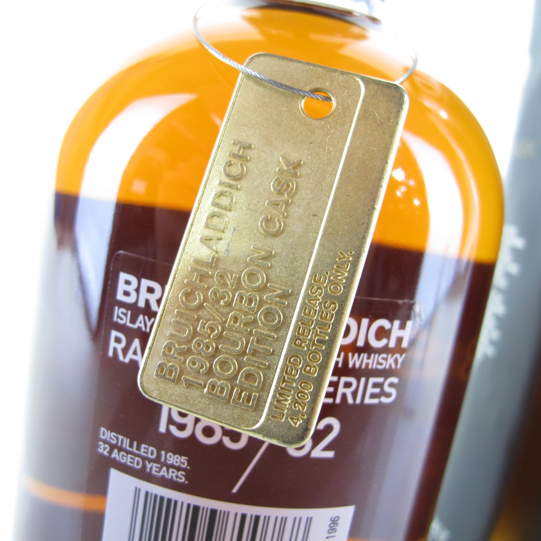 Bruichladdich 1985 Rare Cask Series 32 Year Old Hidden Glory 75cl / US Import