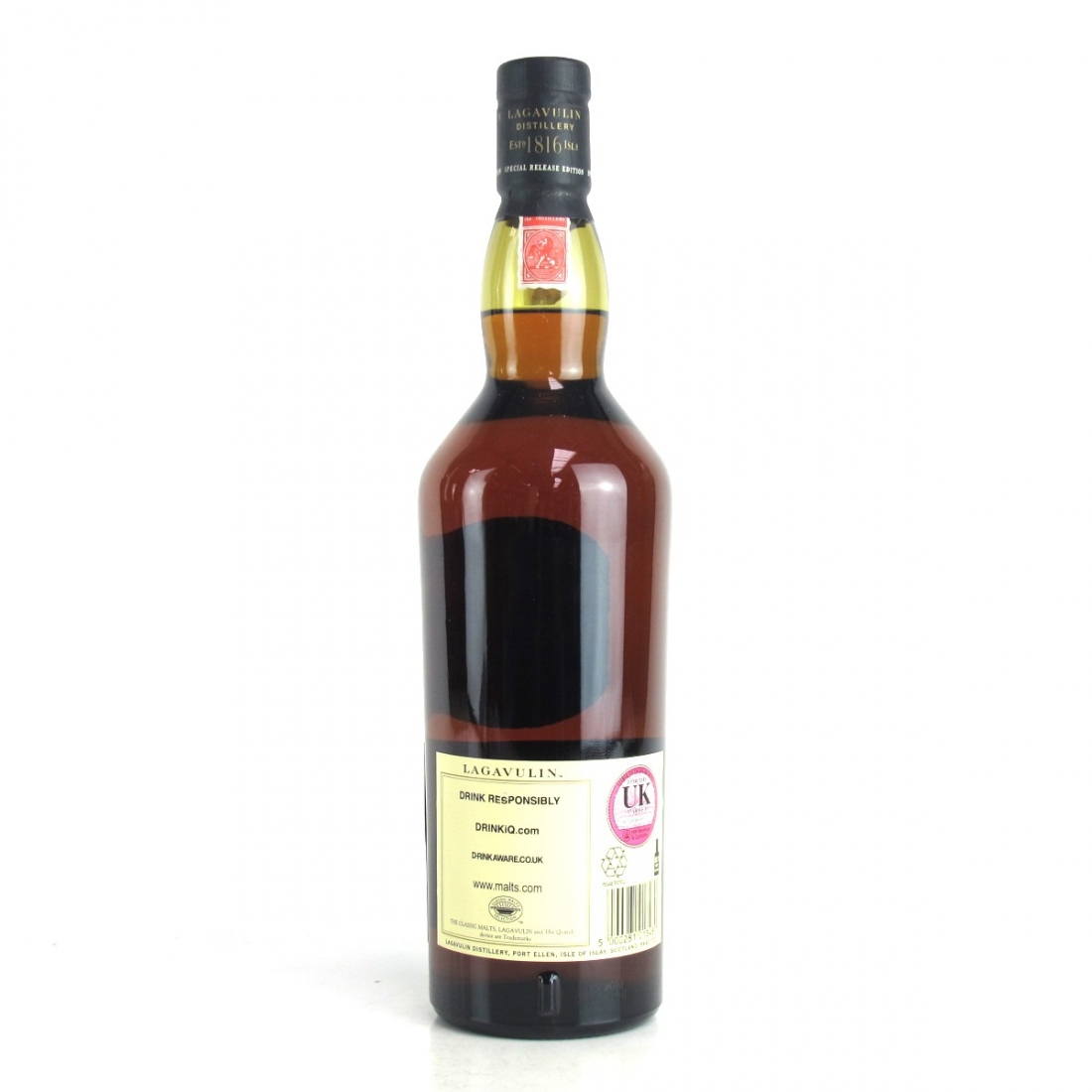Lagavulin 1995 Distillers Edition