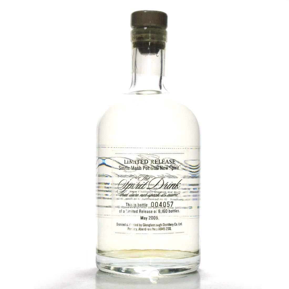 Glenglassaugh The Spirit Drink That Dare Not Speak Its Name 50cl