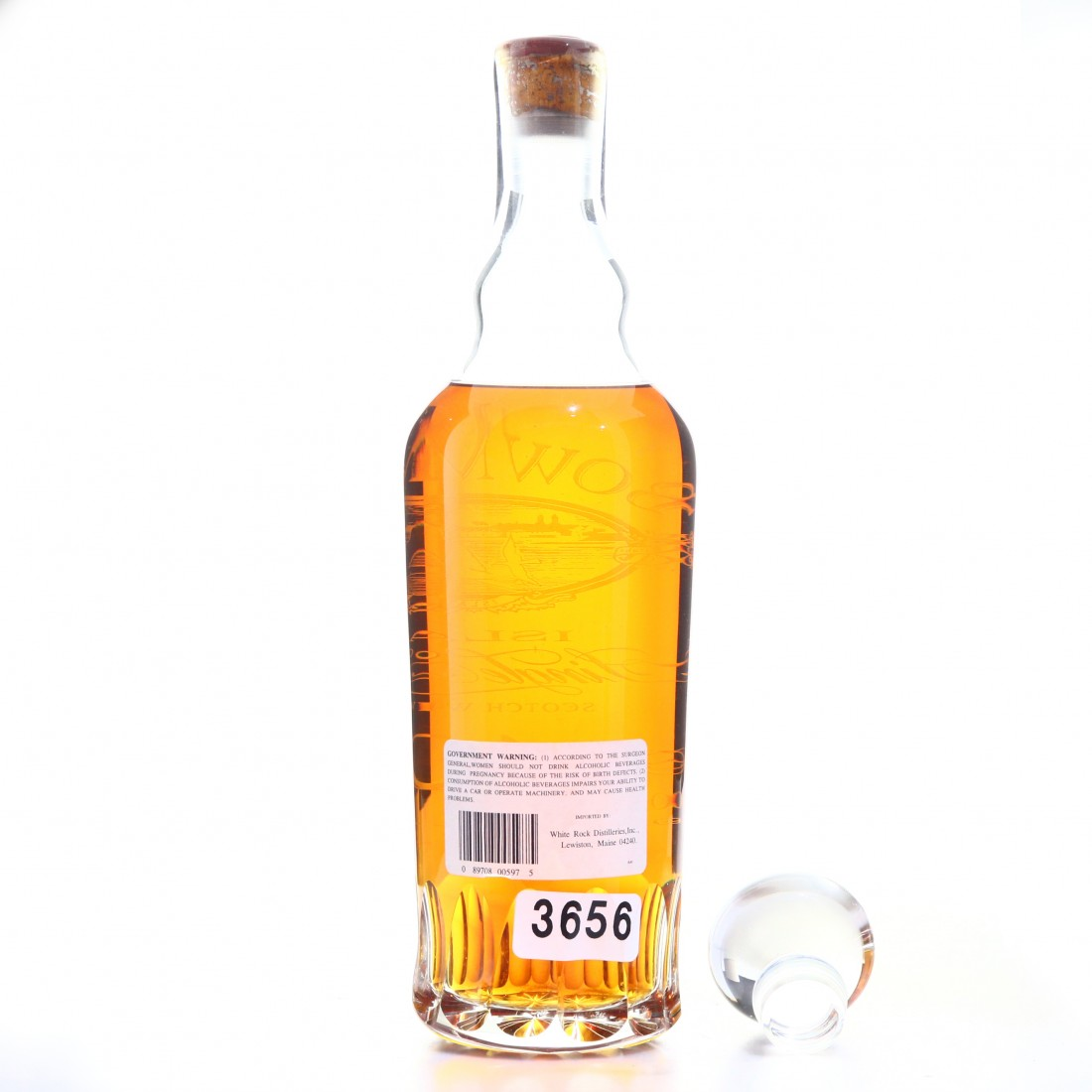 Bowmore 1955 40 Year Old 75cl / US Import